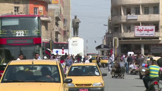 As recently as the 1970s Baghdad was lauded as a model city in the Arab world VOICED Once an Arab model Baghdad now worlds wor on March 21 2014 in...