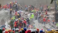 As rescue efforts continue Thursday in Mexico City after the country was hit by a powerful earthquake that has left at least 272 people dead even...
