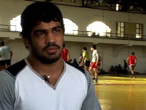 As the countdown begins to the Commonwealth Games in New Delhi this October India is banking on its worldclass wrestlers to win gold for the home...