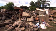 As the flood waters in Queensland recede devastated communities continue to be exposed Now the state capital Brisbane the surrounding towns are being...