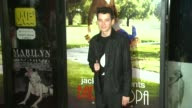 Asa Butterfield at 'Jackass Presents Bad Grandpa' Los Angeles Premiere in Hollywood CA on
