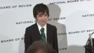 Asa Butterfield at National Board of Review Awards Gala Red Carpet at Cipriani 42nd Street on 1/10/2012 in New York City NY