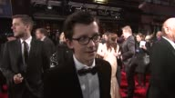 Asa Butterfield on fixing toys his character and working Scorsese at the Royal Film Performance of 'Hugo' at London England