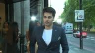 Ashan Khan at Grosvenor House on September 22 2017 in London England