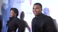 Ashanti and Nelly at Angel Ball 2012 Benefiting Gabrielle's Angel Foundation for Cancer Research in New York NY on 10/22/12