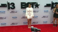 Ashanti at BET 2013 Awards Arrivals on 6/30/13 in Los Angeles CA