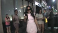 Ashanti at Katsuya in Hollywood on 6/22/2011 on June 22 2011 in Los Angeles California