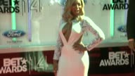 Ashanti at the 2014 BET Awards on June 29 2014 in Los Angeles California