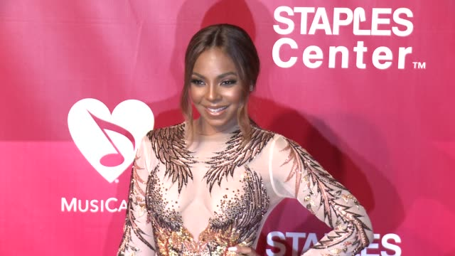 Ashanti at the 2016 MusiCares Person of The Year Honoring Lionel Richie at Los Angeles Convention Center on February 13 2016 in Los Angeles California