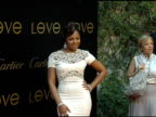 Ashanti at the Cartier hosts the Third Annual LOVEDAY celebration at Los Angeles California
