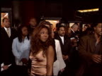 ashanti at the Coach Carter Premiere at Grauman's Chinese Theatre in Hollywood California on January 13 2005