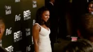 Ashanti at the PreBET Awards Dinner and Party at Boulevard 3 in Los Angeles California on June 25 2007