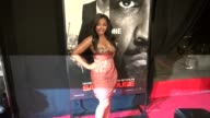 Ashanti attends the world premiere of Safe House at the School of Visual Arts Theatre 02/07/12 in Celebrity Sightings in New York