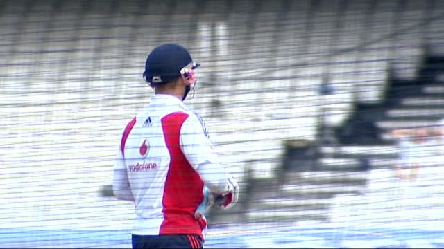 Final Test England cricket team training more of England cricket team in practice at nets