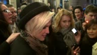 Ashlee Simpson at Rock and Republic for KohlÕs Runway Show in New York on 2/10/2012