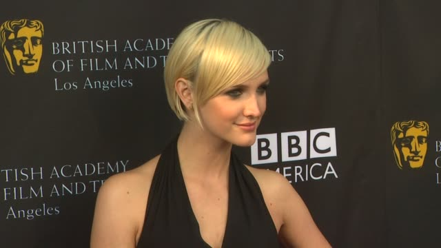 Ashlee Simpson at the 9th Annual BAFTA Los Angeles TV Tea Party at Beverly Hills CA