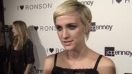 Ashlee Simpson on the event at the JCPenney Celebrates Charlotte Ronson's I 'Heart' Ronson Summer Sportswear Collection at Hollywood CA