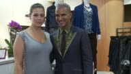Ashley Graham and Jay Manuel at Jay Manuel Hosts Lane Bryant's Fashion's Night Out at Fulton Street Store in Brooklyn in New York 09/06/12