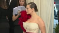Ashley Graham at 'Rei Kawakubo/Comme des Garcons Art Of The InBetween' Costume Institute Gala Arrivals at The Metropolitan Museum of Art on May 1...