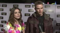 Ashley Greene and Kellan Lutz on the event psychic powers the Twilight DVD at the 'Push' Premiere at Los Angeles CA