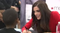 Ashley Greene at Ashley Greene 'Twilight' Star InStore Appearance at Macy's Herald Square on March 29 2012 in New York New York