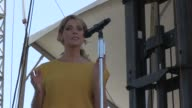 Ashley Greene at iHeartRadio Music Festival Village Day 2 Ashley Greene at iHeartRadio Music Festival on September 21 2013 in Las Vegas Nevada