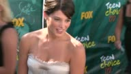 Ashley Greene at the 2009 Teen Choice Awards Arrivals at Universal City CA