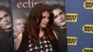 Ashley Greene at the Ashley Greene Signs Copies Of 'The Twilight Saga Eclipse' DVD at New York NY