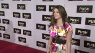 Ashley Greene at the 'Push' Premiere at Los Angeles CA