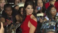 Ashley Greene at the 'The Twilight Saga New Moon' Premiere at Westwood CA