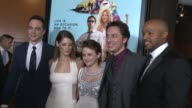 Ashley Greene Joey King Jim Parsons Zach Braff Donald Faison Pierce Gagnon Michael Schaumburg at 'Wish I Was Here' Los Angeles Premiere Presented By...