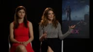 INTERVIEW Ashley Greene on playing undead again zombies vs vampires and her experience of Venice at 'Burying the Ex' Interviews 71st Venice...