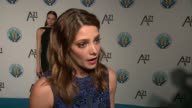 INTERVIEW Ashley Greene talks about the need for awareness of human trafficking at Unitas Gala Against Sex Trafficking at Capitale on September 15...