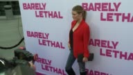 Ashley Hinshaw at the 'Barely Lethal' Los Angeles Premiere at ArcLight Hollywood on May 27 2015 in Hollywood California