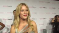 Ashley Hinshaw on what brought her to the event what she thinks about being celebrated as part of Young Hollywood what she likes most inside Teen...