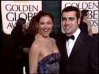 Ashley Judd at the 2005 Golden Globe Awards at the Beverly Hilton in Beverly Hills California on January 16 2005