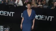 Ashley Judd at the 'Divergent' Los Angeles Premiere at Regency Bruin Theatre on March 18 2014 in Los Angeles California