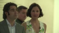 Ashley Judd Dario Franchitti at the Missing Screening in Beverly Hills 04/10/12 Ashley Judd Dario Franchitti at the Missing Scre on April 10 2012 in...