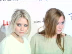 Ashley Olsen and Mary Kate Olsen at the Lucky Magazine Hosts Miss Davenporte Trunk Show At Ron Herman at Ron Herman in Los Angeles CA