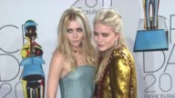Ashley Olsen and MaryKate Olsen at Test Event January 2012 ny on in New York NY