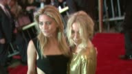 Ashley Olsen and MaryKate Olsen at the 'Superheroes Fashion and Fantasy' Costume Institute Gala at the Metropolitan Museum of Art in New York New...