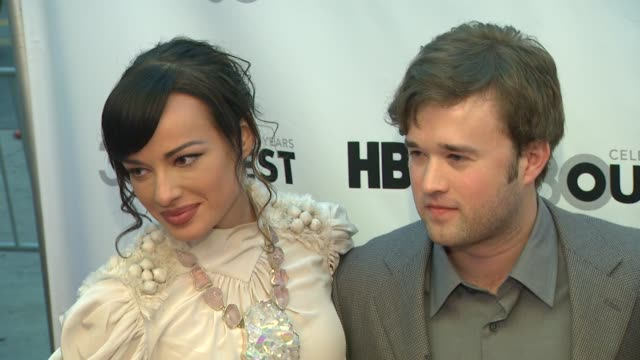 Ashley Rickards and Haley Joel Osment at The 30th Annual Los Angeles Gay Lesbian Film Festival Presents The Opening Night Gala Of Vito on 7/12/2012...