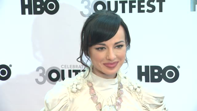 Ashley Rickards at The 30th Annual Los Angeles Gay Lesbian Film Festival Presents The Opening Night Gala Of Vito on 7/12/2012 in Los Angeles CA