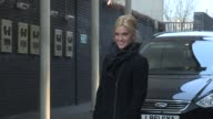 Ashley Roberts at Celebrity Video Sightings at ITV Studios on December 06 2012 in London England