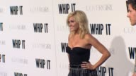 Ashley Roberts at the 'Whip It' Premiere at Hollywood CA