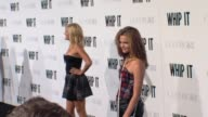 Ashley Roberts Kaili Thorne at the 'Whip It' Premiere at Hollywood CA