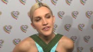 INTERVIEW Ashley Roberts on going solo and her love for being creative at Health Lottery Tea Party on June 02 2014 in London England