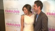 Ashley Tisdale and Zac Efron at the Ashley Tisdale Celebrates The Release Of Her New Film 'Sharpay's Fabulous Adventure' at West Hollywood CA
