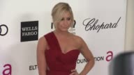 Ashley Tisdale at Elton John Aids Foundation Celebrates 20th Annual Academy Awards Viewing Party on 2/26/12 in Hollywood CA