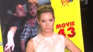 Ashley Tisdale at Movie 43 Los Angeles Premiere 1/23/2013 in Hollywood CA